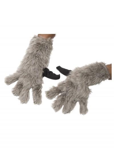 Adult Rocket Raccoon Gloves, halloween costume (Adult Rocket Raccoon Gloves)