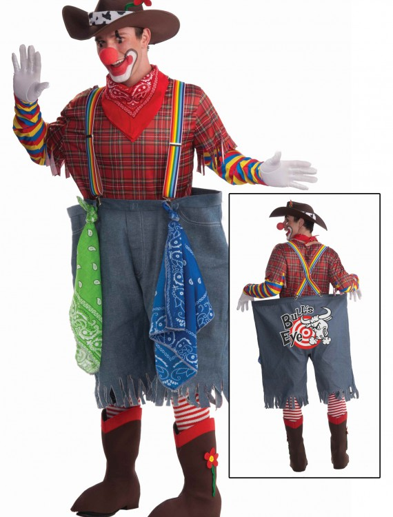 Adult Rodeo Clown Costume, halloween costume (Adult Rodeo Clown Costume)