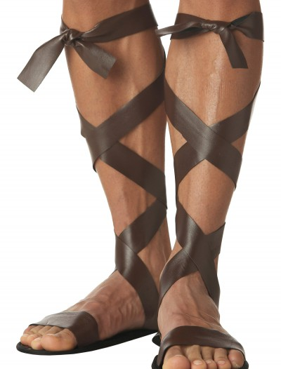 Adult Roman Sandals, halloween costume (Adult Roman Sandals)