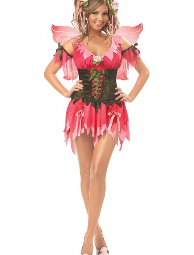 Adult Rose Fairy Costume, halloween costume (Adult Rose Fairy Costume)