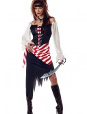 Adult Ruby the Pirate Beauty Costume, halloween costume (Adult Ruby the Pirate Beauty Costume)