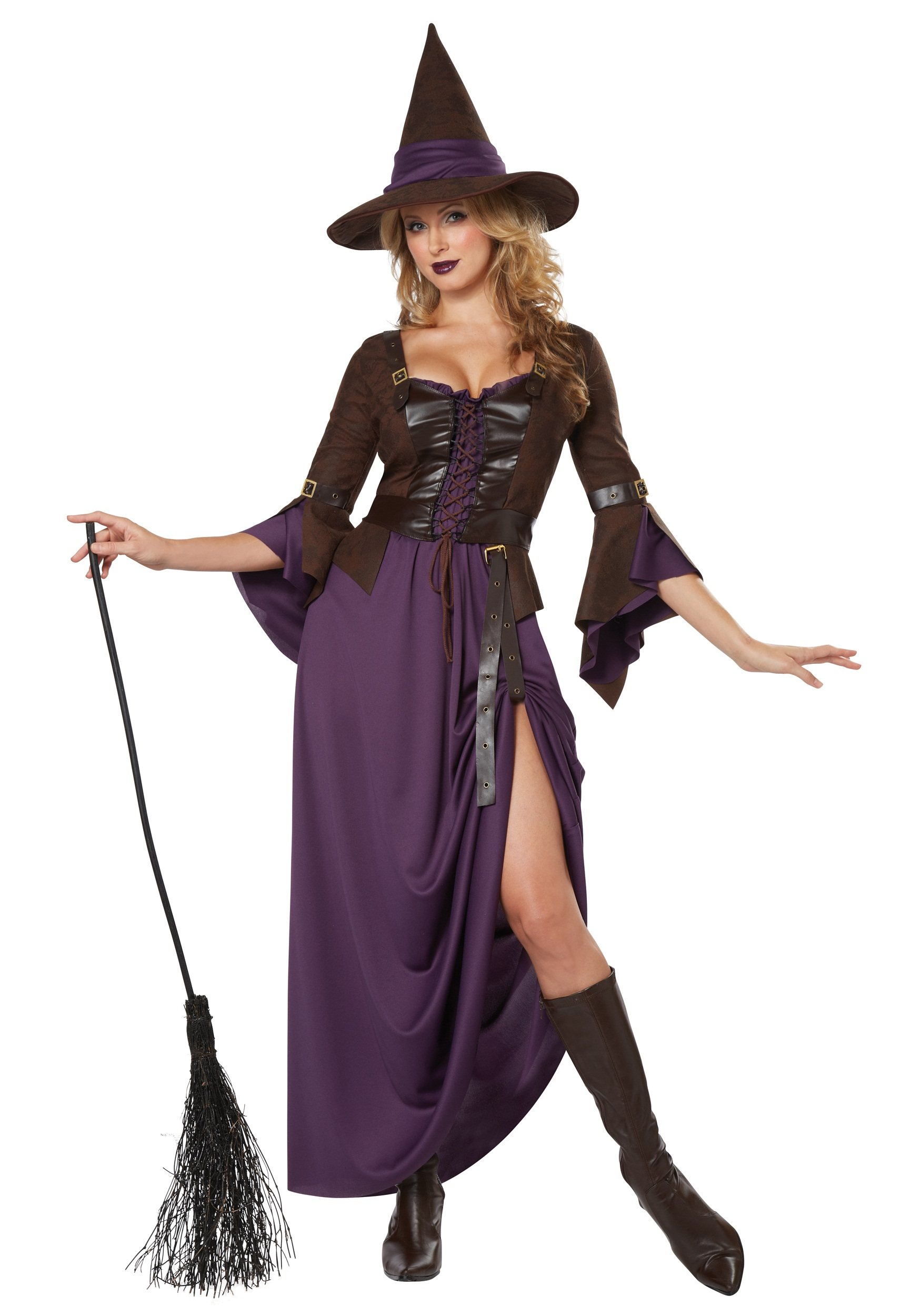 adult salem witch costume - halloween costumes