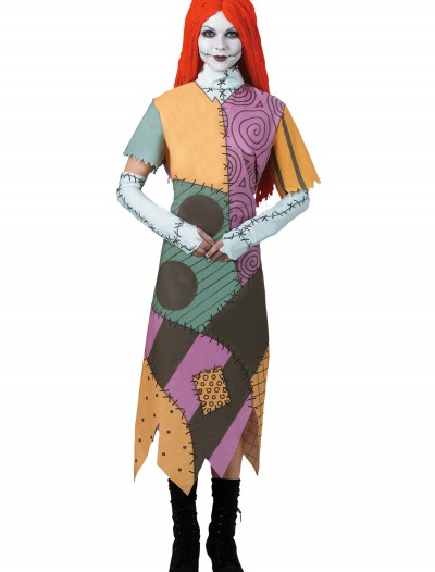 Adult Sally Costume, halloween costume (Adult Sally Costume)