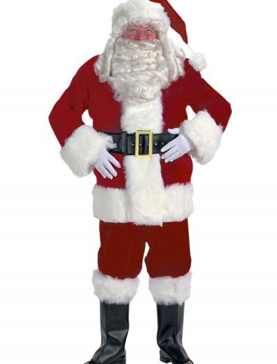 Adult Santa Claus Costume, halloween costume (Adult Santa Claus Costume)
