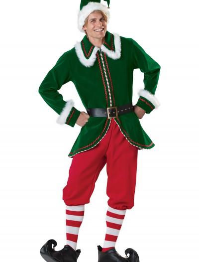 Adult Santa's Elf Costume, halloween costume (Adult Santa's Elf Costume)