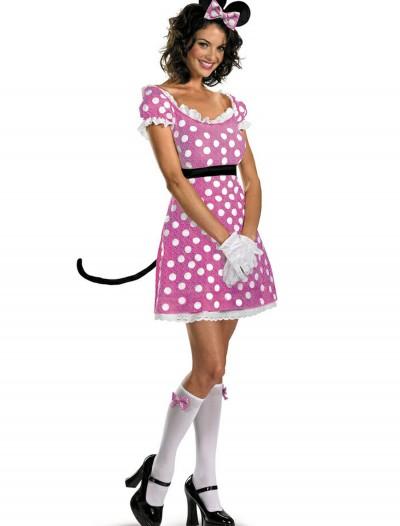 Adult Sassy Minnie Mouse Costume, halloween costume (Adult Sassy Minnie Mouse Costume)