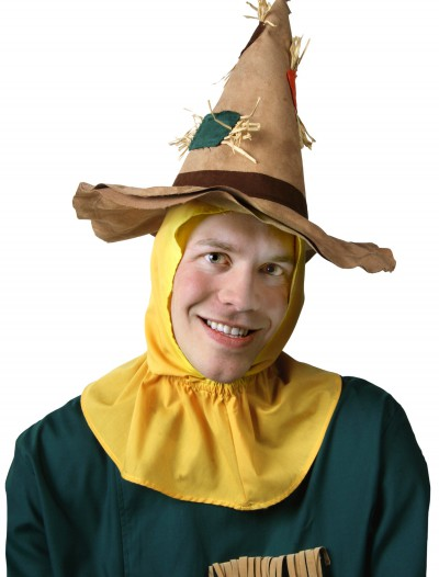 Adult Scarecrow Hat, halloween costume (Adult Scarecrow Hat)