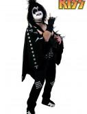 Adult Screenprint KISS Demon Costume, halloween costume (Adult Screenprint KISS Demon Costume)