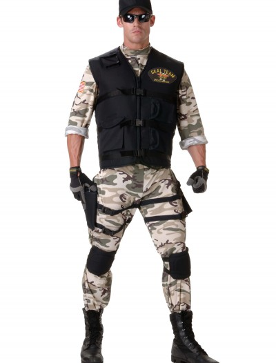 SEAL Team Costume, halloween costume (SEAL Team Costume)