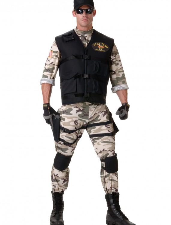 SEAL Team Costume, halloween costume (SEAL Team Costume)