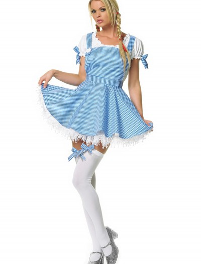 Adult Sexy Kansas Girl Costume, halloween costume (Adult Sexy Kansas Girl Costume)