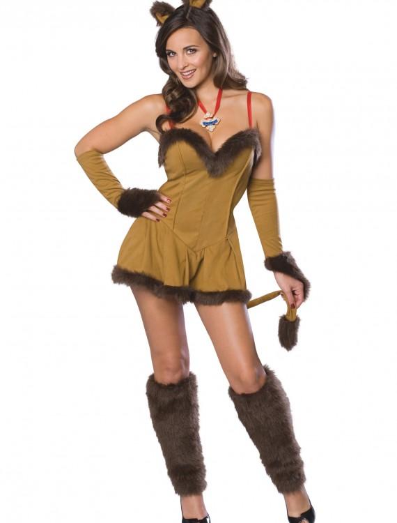 Adult Sexy Lion Costume, halloween costume (Adult Sexy Lion Costume)