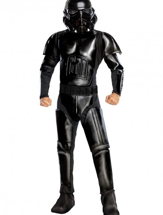 Adult Shadow Trooper Costume, halloween costume (Adult Shadow Trooper Costume)