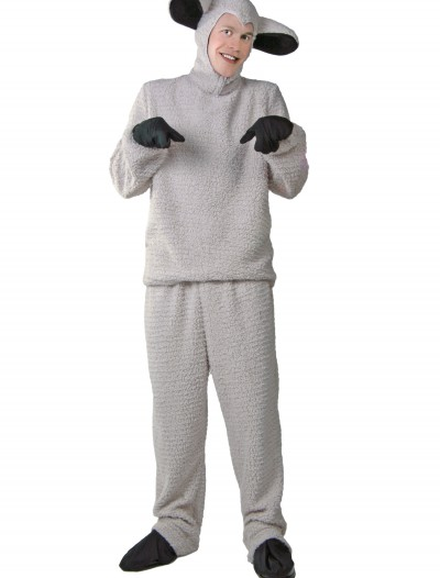 Adult Sheep Costume, halloween costume (Adult Sheep Costume)