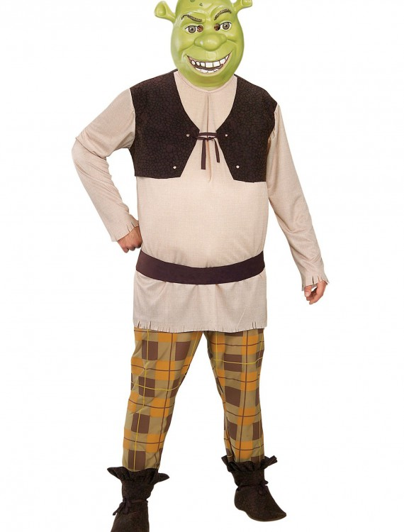 Adult Shrek Costume, halloween costume (Adult Shrek Costume)