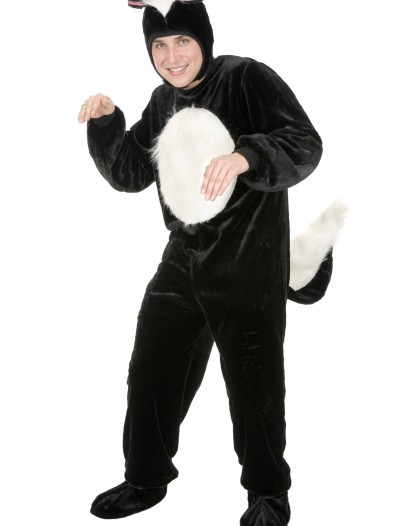 Adult Skunk Costume, halloween costume (Adult Skunk Costume)