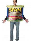 Adult Spam Can Costume, halloween costume (Adult Spam Can Costume)