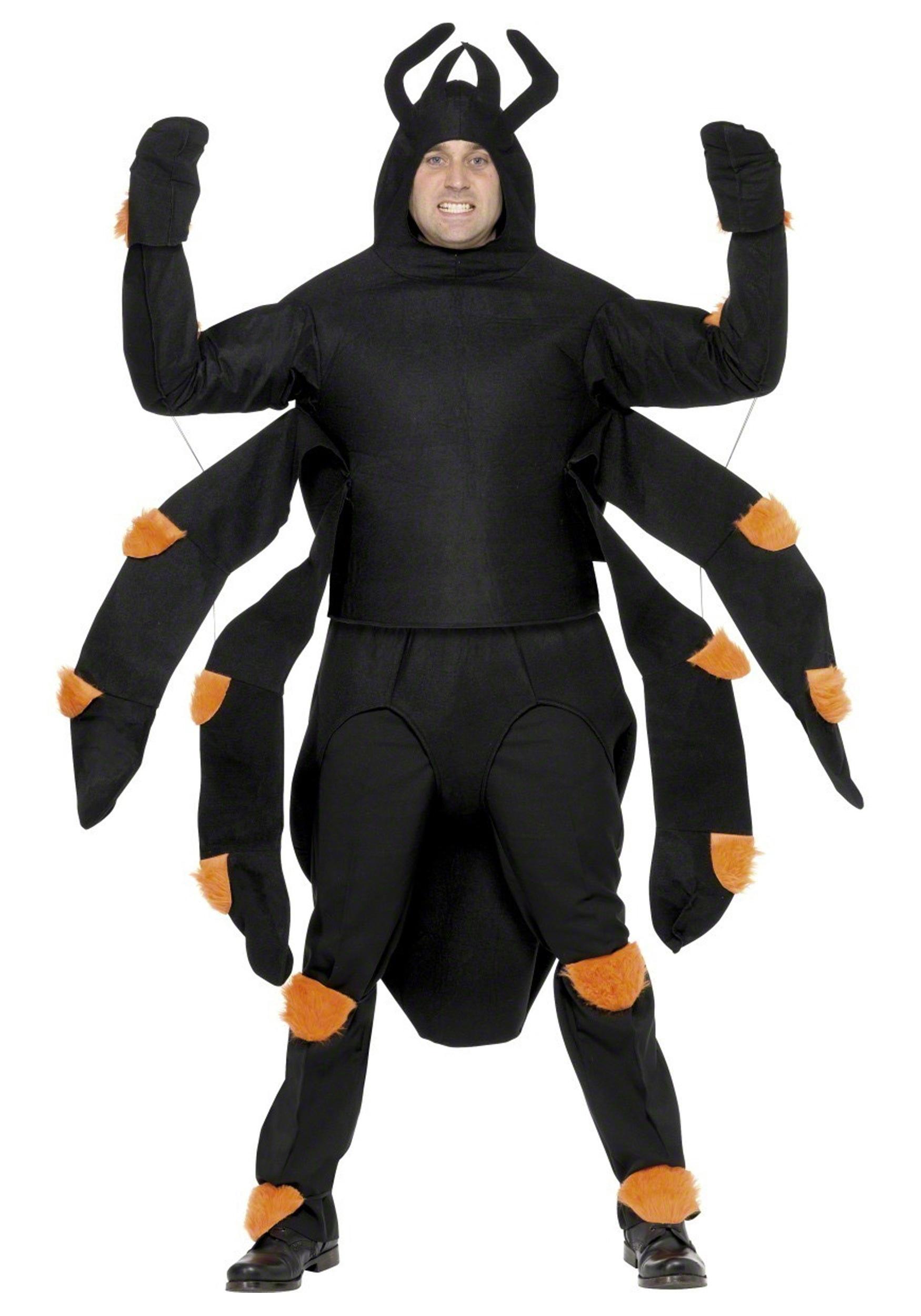 Костюм паука для детей своими руками. Карнавальные костюмы 82