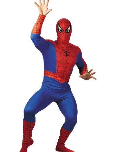 Adult Spider-Man Costume, halloween costume (Adult Spider-Man Costume)