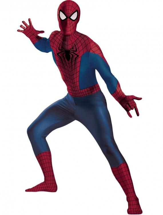 Adult Spider-Man Movie 2 Body Suit, halloween costume (Adult Spider-Man Movie 2 Body Suit)