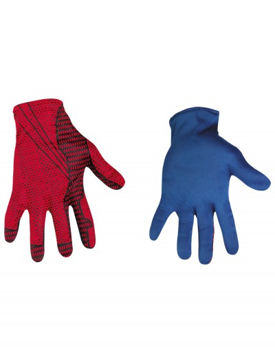 Adult Spiderman Movie Gloves, halloween costume (Adult Spiderman Movie Gloves)