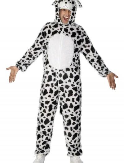 Adult Spot Dalmatian Costume, halloween costume (Adult Spot Dalmatian Costume)