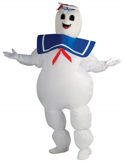 Adult Stay Puft Costume, halloween costume (Adult Stay Puft Costume)