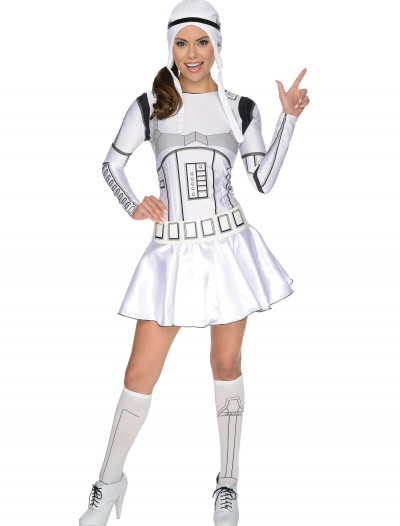 Adult Storm Trooper Dress Costume, halloween costume (Adult Storm Trooper Dress Costume)