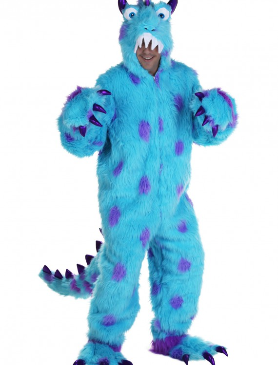 Adult Sullivan the Monster Costume, halloween costume (Adult Sullivan the Monster Costume)
