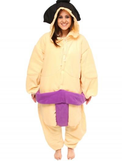 Adult Sumo Pajama Costume, halloween costume (Adult Sumo Pajama Costume)