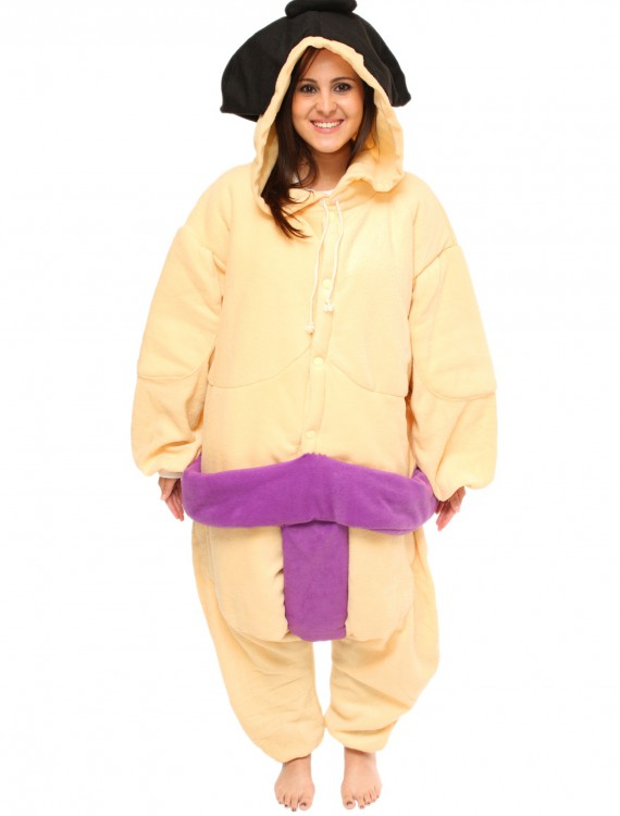 Adult Sumo Pajama Costume, halloween costume (Adult Sumo Pajama Costume)