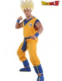 Adult Super Saiyan Goku Costume, halloween costume (Adult Super Saiyan Goku Costume)