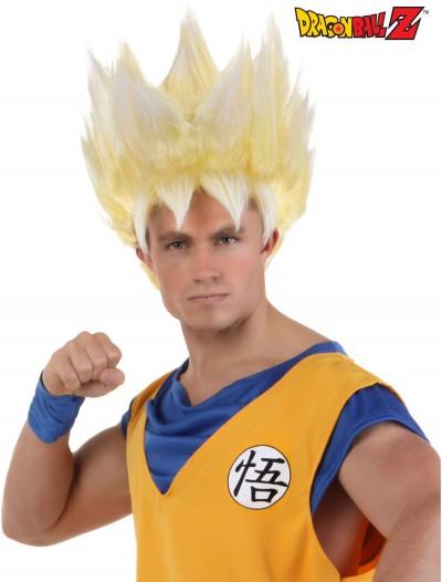 Adult Super Saiyan Goku Wig, halloween costume (Adult Super Saiyan Goku Wig)