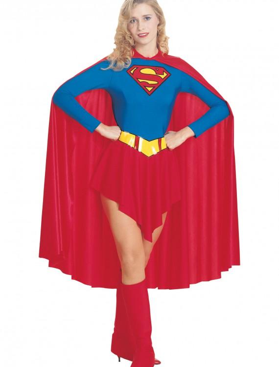 Adult Supergirl Costume, halloween costume (Adult Supergirl Costume)