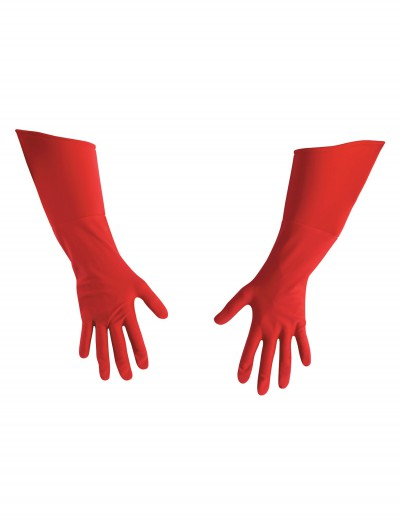 Adult Superhero Gloves, halloween costume (Adult Superhero Gloves)
