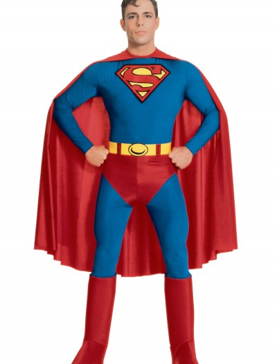 Adult Superman Costume, halloween costume (Adult Superman Costume)