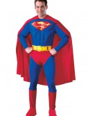 Adult Superman Movie Costume, halloween costume (Adult Superman Movie Costume)