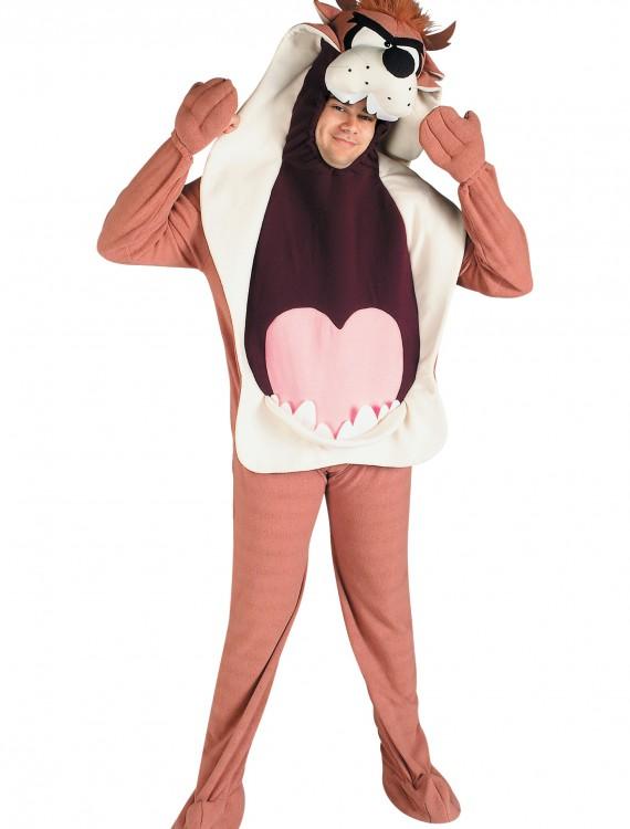 Adult Taz Costume, halloween costume (Adult Taz Costume)
