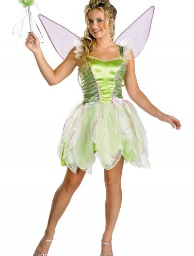Adult Tinkerbell Costume, halloween costume (Adult Tinkerbell Costume)