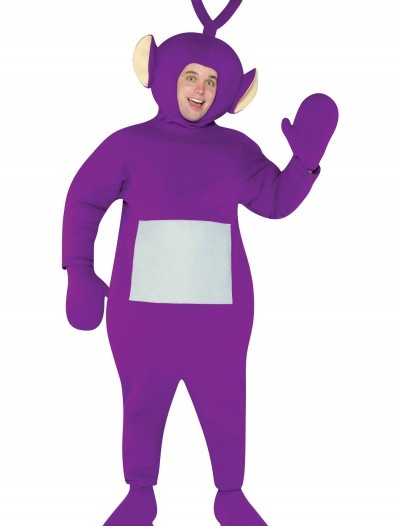 Adult Tinky Winky Costume, halloween costume (Adult Tinky Winky Costume)