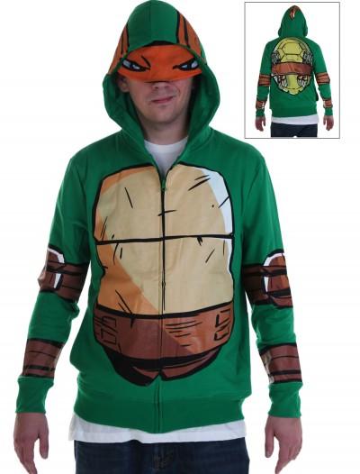 Adult TMNT Costume Hoodie, halloween costume (Adult TMNT Costume Hoodie)