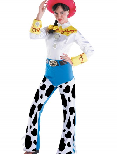 Adult Toy Story Jessie Costume, halloween costume (Adult Toy Story Jessie Costume)