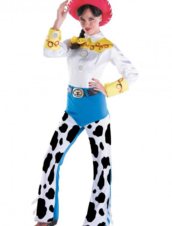 Adult Toy Story Jessie Costume, halloween costume (Adult Toy Story Jessie Costume)