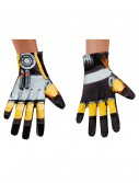 Adult Transformers 4 Bumblebee Gloves, halloween costume (Adult Transformers 4 Bumblebee Gloves)