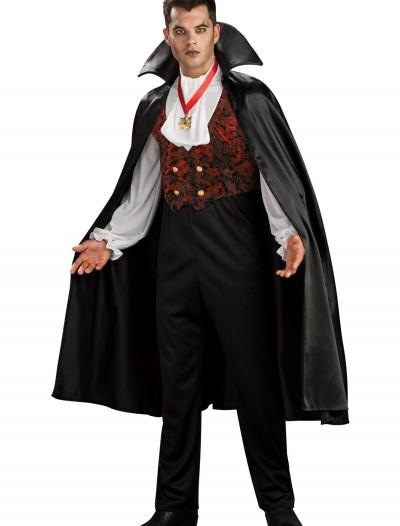 Adult Transylvania Vampire Costume, halloween costume (Adult Transylvania Vampire Costume)