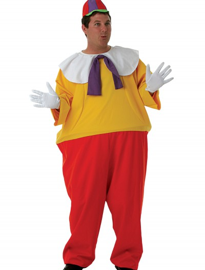 Adult Tweedle Dee / Dum Costume, halloween costume (Adult Tweedle Dee / Dum Costume)