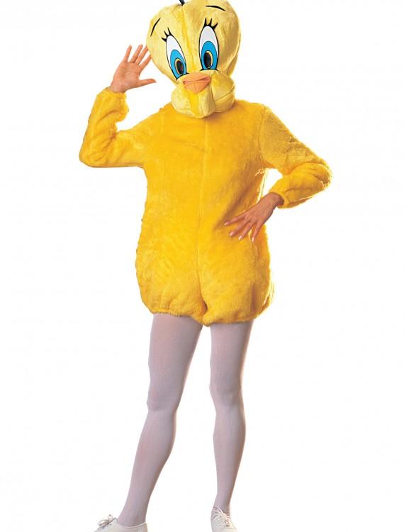 Adult Tweety Bird Costume, halloween costume (Adult Tweety Bird Costume)