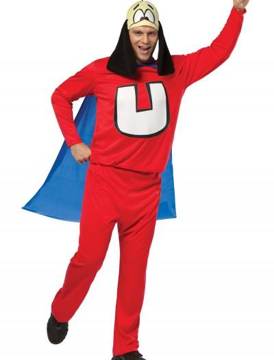 Adult Underdog Costume, halloween costume (Adult Underdog Costume)