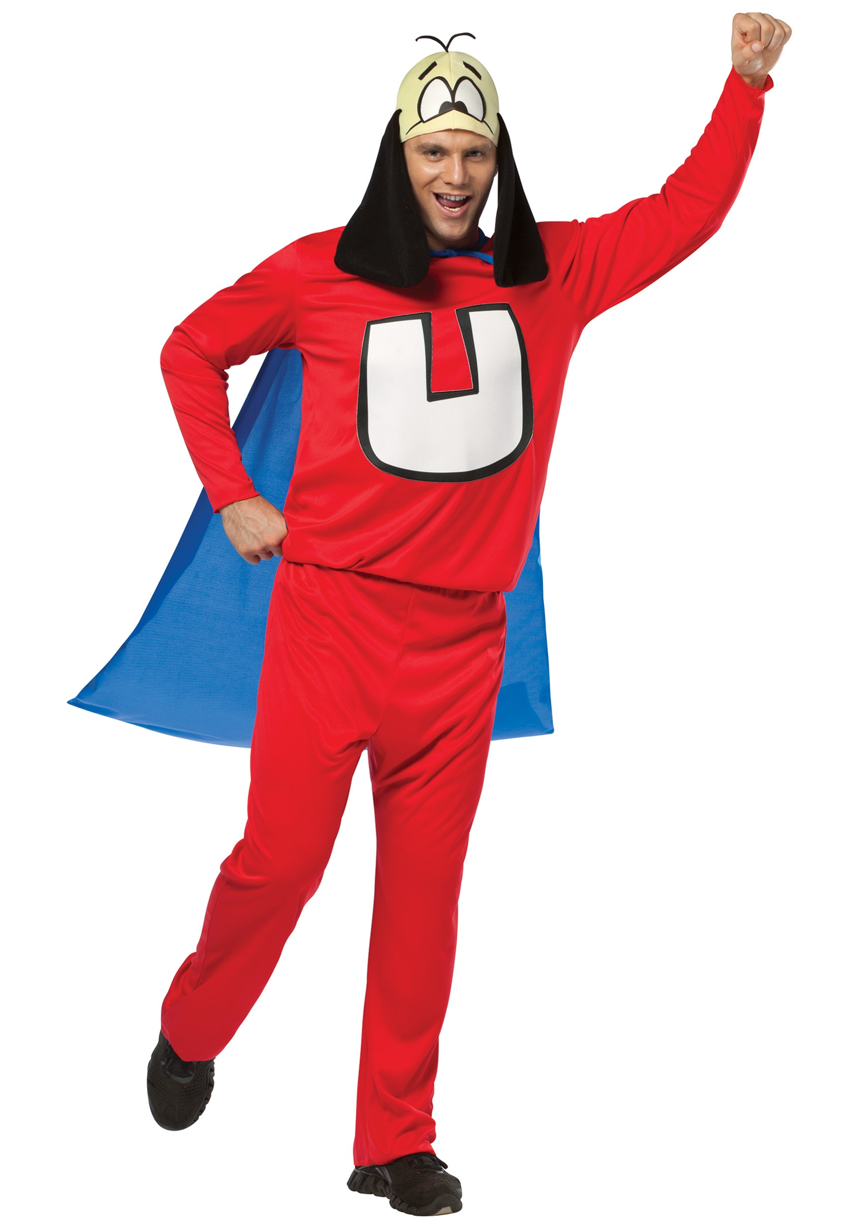 Adult Underdog Costume  sc 1 st  Halloween Costumes : dog costume adult  - Germanpascual.Com