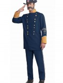 Adult Union Officer Costume, halloween costume (Adult Union Officer Costume)